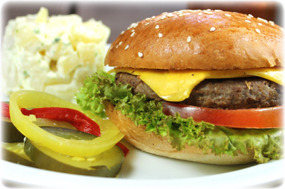 Superstar Cheeseburger