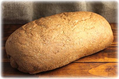 Pan integral rústico (caja)