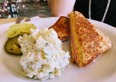 Ham n cheese