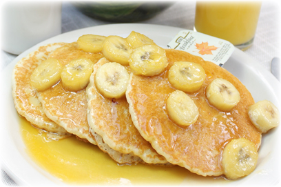 pancake-banano