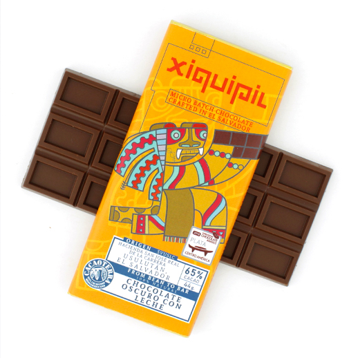 Xiquipil 65% cacao – Chocolate Oscuro con Leche