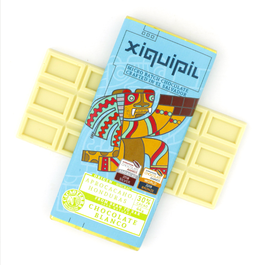 Xiquipil – Chocolate Blanco 30% cacao