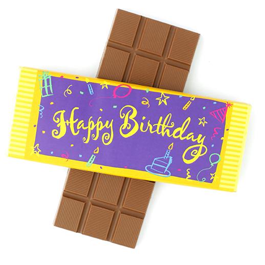 Barra Happy Birthday