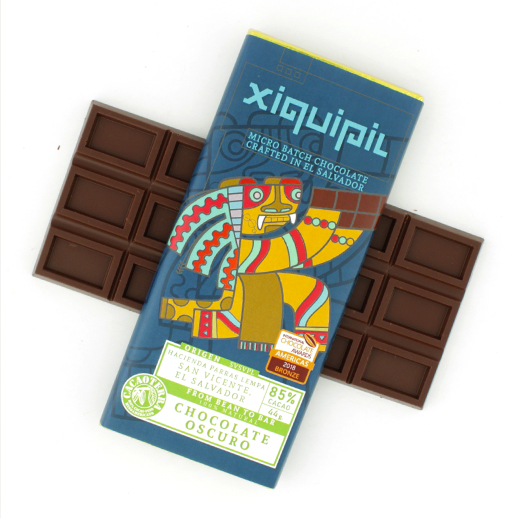 Xiquipil 85% cacao