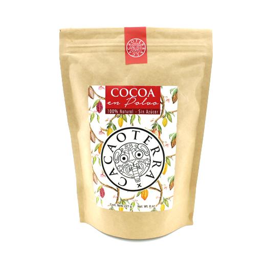 Cocoa sin azúcar