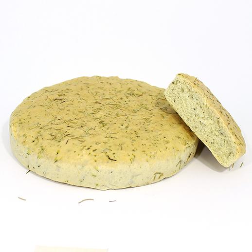 Pan Focaccia con Hierbas