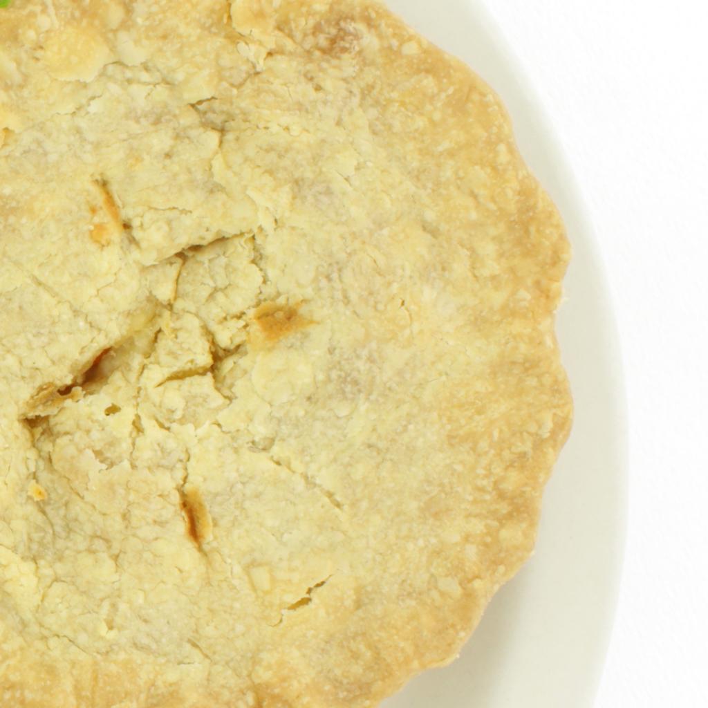 Hot chicken pot pie – familiar