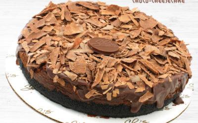 Supreme Choco-Cheesecake!