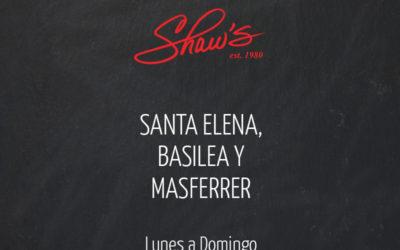 ¡Celebra en Shaw's!