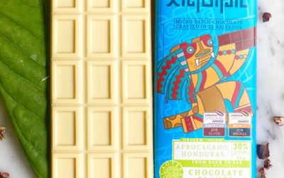 Chocolate blanco 30% cacao – Xiquipil – Aprocacaho