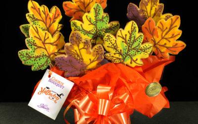 Cookie Bouquet de Otoño