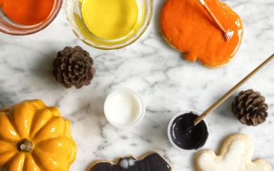 Paint Spooky Cookies!