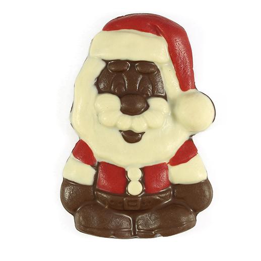 Santa Claus alegre