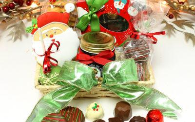 Cometa – Christmas gift basket