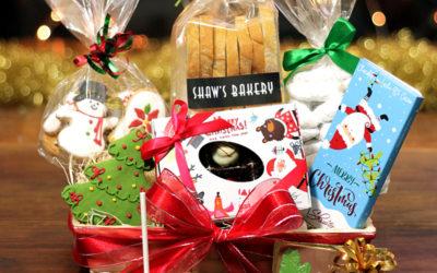 Christmas Gift Basket!