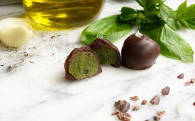 Truffle de Pesto