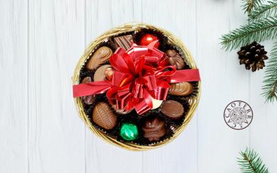 Chocolates…el sabor de la Navidad!
