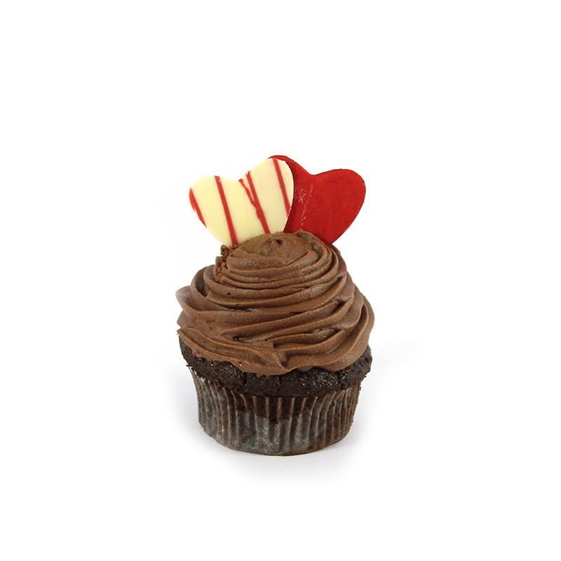 Cupcakes Valentine's