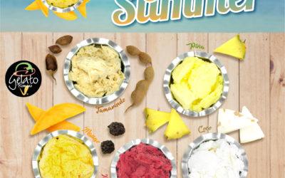 Gelato – Summer flavors