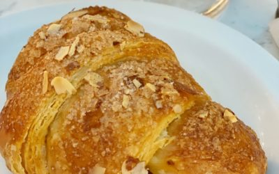 Croissants de Manzana