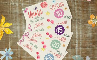 Gift Cards y eGift Cards