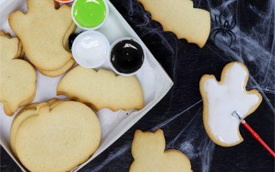 Spooky Cookies – Kit pinta galletas grandes